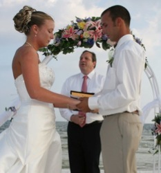 Wedding Officiant Panama City Beach Florida
